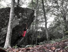 Rock Climbing Photo: Revolver FA