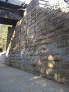 Rock Climbing Photo: Santa Barbara Wall, Santa Barbara, CA. Quick Bould...