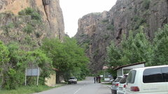 Rock Climbing Photo: Entrance to the canyon