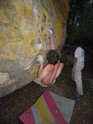 Rock Climbing Photo: She's a beauty