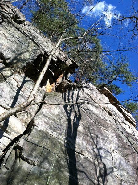 Rock Climbing Photo: Junkyard Fayetteville, WV