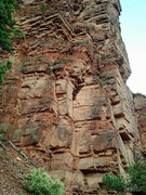 "Rock Climbing Photo: Seven Castles area Basalt, CO GPS 39°23'12"" ..."