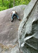Rock Climbing Photo: Don't fall
