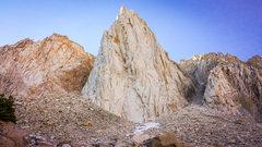 Rock Climbing Photo: The Incredible Hulk