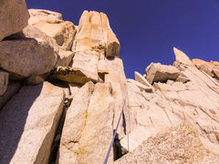 Rock Climbing Photo: Two Towers