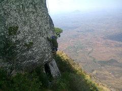 Rock Climbing Photo: Mike Dalious