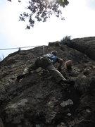 Rock Climbing Photo: John Bradford