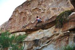 Rock Climbing Photo: Cole on Jane's Addiction 11b