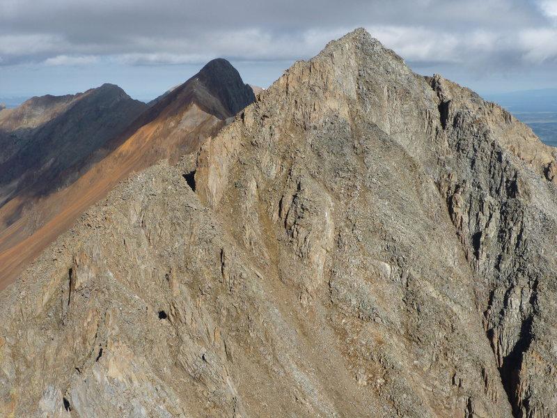 """""""S6"""" & Mears Peak"""