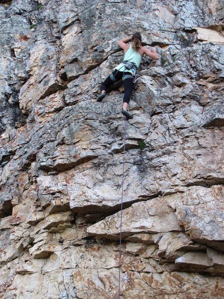 Rock Climbing Photo: Girls on Film
