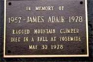 Rock Climbing Photo: Jim Adair