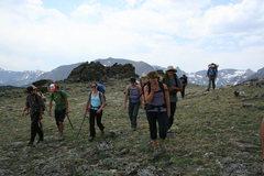 Rock Climbing Photo: The Assault