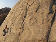 Rock Climbing Photo: Tyler Gilson on Poon.