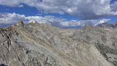 Rock Climbing Photo: view to the east