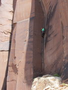 Rock Climbing Photo: it is a battle...
