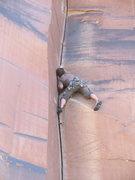 Rock Climbing Photo: Robbie on BofB
