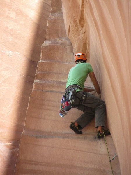 Rock Climbing Photo: think big hands