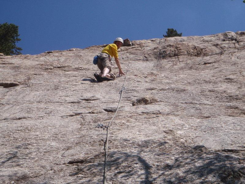 Hard Monkey, White Cliff