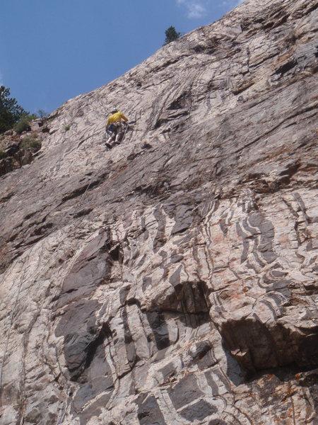 Blitz Girls, White Cliff
