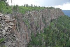 Rock Climbing Photo:  Lower Jungle cliffs