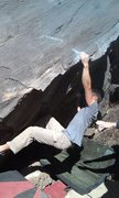 Rock Climbing Photo: 2T is a   Working Class Hero