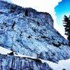 Frazier Lake Buttress