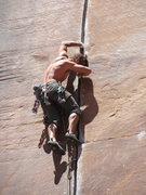 Rock Climbing Photo: Robbie, NAU crusher