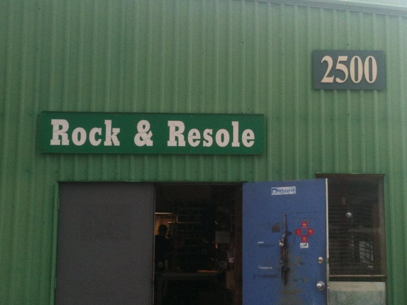Rock and Resole