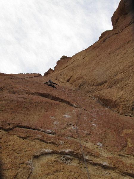 Rock Climbing Photo: bbqin
