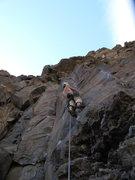 Rock Climbing Photo: quasar