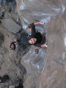Rock Climbing Photo: she loves it!
