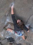 Rock Climbing Photo: a finger lock?
