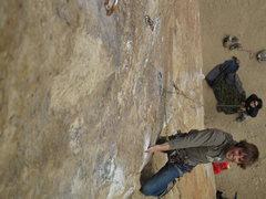 Rock Climbing Photo: cool ranch flavor