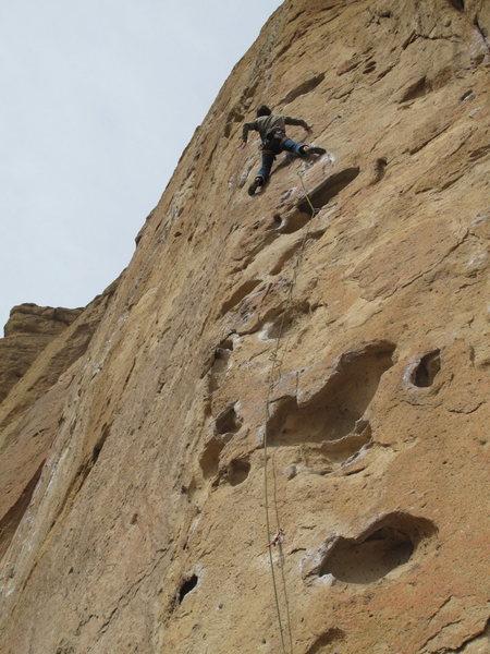 Rock Climbing Photo: 9 gallon buckets