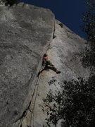 Rock Climbing Photo: stone groove
