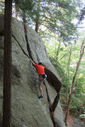 Rock Climbing Photo: chris