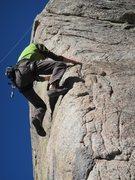 Rock Climbing Photo: tiny holds