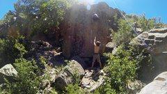Bouldering (I'M LOVIN IT)