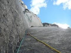 Rock Climbing Photo: Super Direct