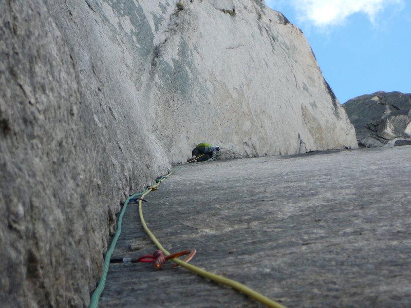Rock Climbing Photo: Super D