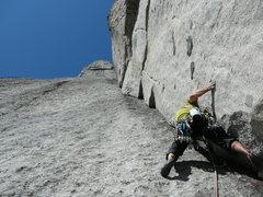 Rock Climbing Photo: P-10