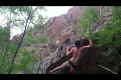Rock Climbing Photo: Have a Gneiss Journey - V1+