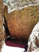 Rock Climbing Photo: Insider'er Topo