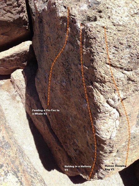 2nd Boulder Corridor Topo