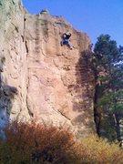 Rock Climbing Photo: Reuben's Brother.