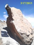 Rock Climbing Photo: Bouldering in Grand Junction