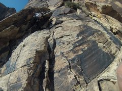 Rock Climbing Photo: Red Rocks!