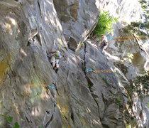 Rock Climbing Photo: Gandalf's Peach