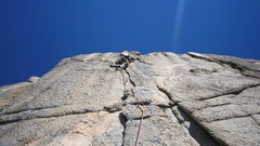 Rock Climbing Photo: P4 Lazy Sunday.