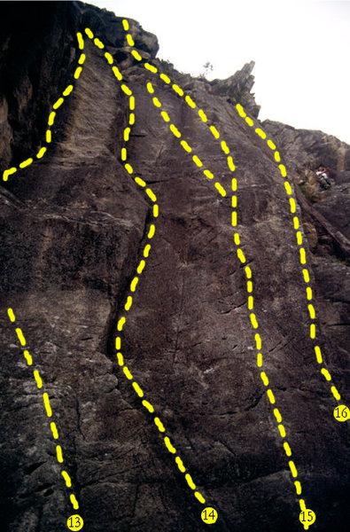King Cobra is Climb number 14.